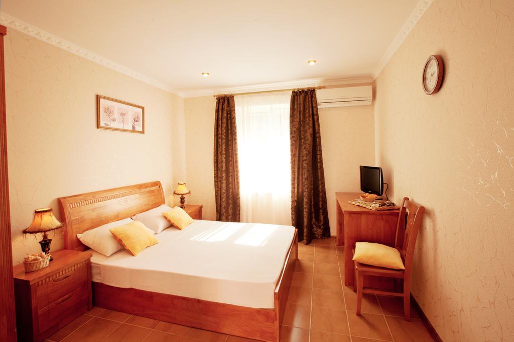 Отели для семейного отдыха в крыму